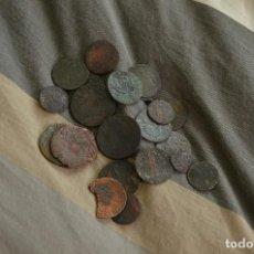 Monedas de España: LOTE DE MONEDAS ANTIGUAS DE COBRE. Lote 75843843