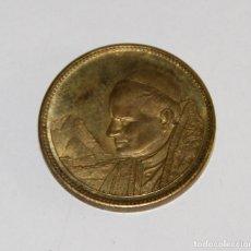 Monedas de España: MONEDA CONMEMORATIVA DE VISITA DE JUAN PABLO II A MONTSERRAT (BARCELONA). 1982. Lote 81894676