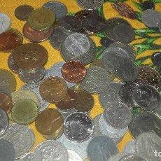 Monedas de España: LOTE DE 179 MONEDAS ANTIGUAS Y ACTUALES .A CLASIFICAR Y CATALOGAR. INVERSIÓN. Lote 89104084
