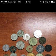 Monedas de España: LOTE MONEDAS ESPAÑOLAS. Lote 95787212
