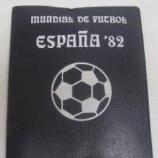 Monedas de España: CARTERA COLECCION DE MONEDAS MUNDIAL DE FUTBOL ESPAÑA 82 SERIE NUMISMATICA, 1980. Lote 95945667