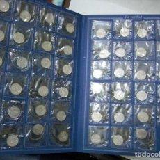Monedas de España: MUNICIPIOS DE ALICANTE PLATA. 47 MONEDAS DE TODOS LOS PUEBLOS ALICANTINOS.. Lote 97531775