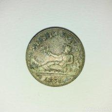 Monedas de España: LOTE DE TRES MONEDAS ESPAÑOLAS. Lote 98066031