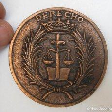 Monedas de España: MONEDA MEDALLA DERECHO ABOGADOS MADRID PROMOCION 1952-1957 XXV ANIVERSARIO. Lote 99235231