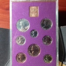 Monedas de España: PRE-DECIMAL COINAGE OF GB AND NI PROOF SET 1970. Lote 99380955