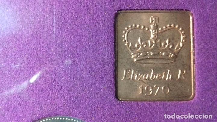 Monedas de España: Pre-decimal coinage of GB and NI proof set 1970 - Foto 2 - 99380955