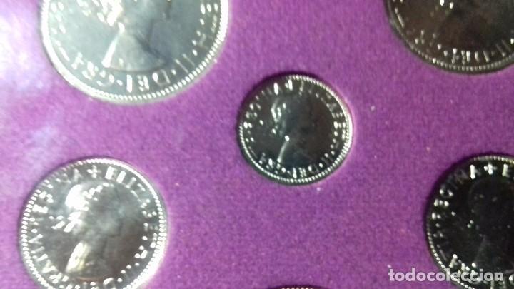 Monedas de España: Pre-decimal coinage of GB and NI proof set 1970 - Foto 3 - 99380955