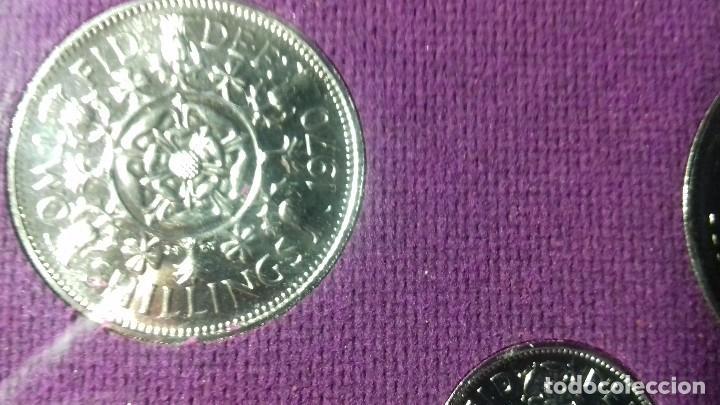 Monedas de España: Pre-decimal coinage of GB and NI proof set 1970 - Foto 7 - 99380955
