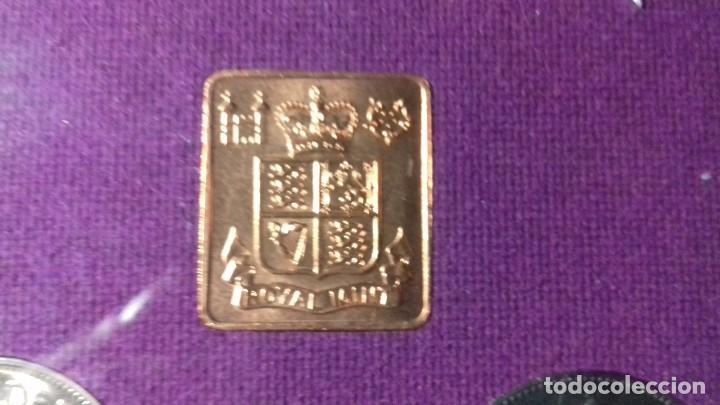 Monedas de España: Pre-decimal coinage of GB and NI proof set 1970 - Foto 8 - 99380955