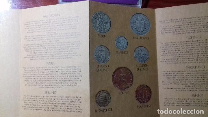Monedas de España: Pre-decimal coinage of GB and NI proof set 1970 - Foto 11 - 99380955