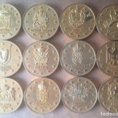 Monedas de España: MONEDAS CONMEMORATIVAS DEL INGRESO DE ESPAÑA EN LA UE EN 1986.. Lote 99543219