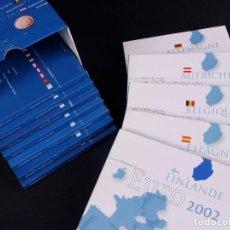 Monedas de España: EUROS 12 PAISES 2002. Lote 99720711