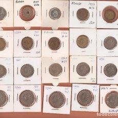 Coins of Spain - LOTE DE 20 MONEDAS DEL ESTADO ESPAÑOL ESTRELLAS LEGIBLES LAS DE LAS FOTOS VER TODAS MIS MONEDAS - 100938367