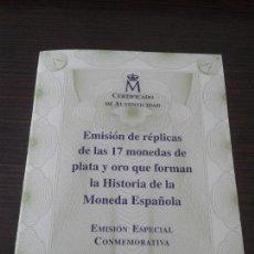 Coins of Spain - Historia moneda española - 101654463