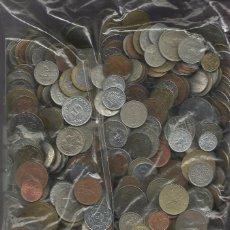 Monedas de España: IMPORTANTE LOTE DE 678 MONEDAS DIFERENTES. 149 PAISES DE LOS 5 CONTINENTES.. Lote 103638411