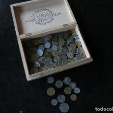 Monedas de España: COLECCION DE MONEDAS VARIADAS(PUEDE SER QUE HAYA ALGUNA DE MUCHO VALOR). Lote 103798527