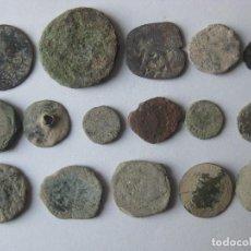 Coins of Spain - Lote de 16 monedas antiguas pendientes de clasificar - 105261987