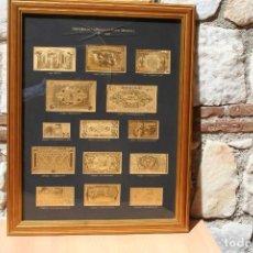 Monedas de España: HISTORIA DE LA PESETA EN PAPEL MONEDA 1874-1985. Lote 105806183