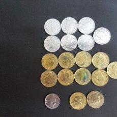 Coins of Spain - Lote varias monedas según detalle - 108398099