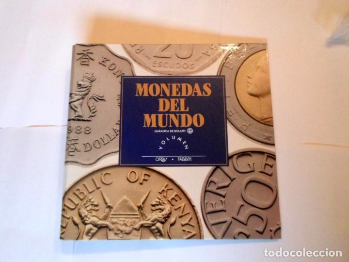 CARPETA ARCHIVADOR MONEDAS DEL MUNDO ´ORBIS FABBRI - NUEVA (Numismática - España Modernas y Contemporáneas - Colecciones y Lotes de conjunto)