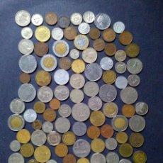 Monedas de España: LOTE MONEDAS VARIOS PAISES . Lote 109014907