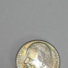 Coins of Spain - MONEDA O MEDALLA CONMEMORATIVA VIAJE DEL PAPA A ESPAÑA JUAN PABLO II REF-9 - 110561023