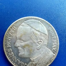 Monedas de España: MONEDA MEDALLA DE JUAN PABLO II.. Lote 111691851
