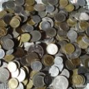 Monedas de España: 4,5 KILOS DE MONEDAS DE ESPAÑA, MUY VARIADAS. Lote 111876327