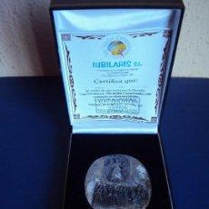 Monedas de España: (ANT-180200)MEDALLÓN EN PLATA 925 MACIZO , DEL AÑO JUBILAR COMPOSTELANO 1999 PESO: 125 GRS.. Lote 112120967