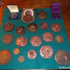 Monedas de España: LOTE DE MEDALLAS.. Lote 114454331