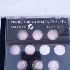 Coins of Spain - Coleccion de Historia de la peseta en plata - 116596255