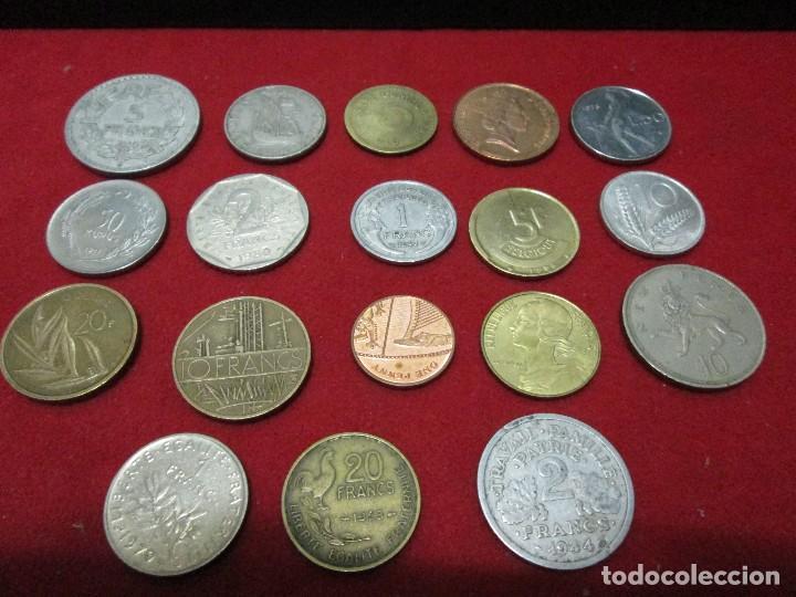 18 MONEDAS EUROPEAS (Numismática - España Modernas y Contemporáneas - Colecciones y Lotes de conjunto)