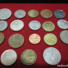 Coins of Spain - 18 MONEDAS EUROPEAS - 117419647