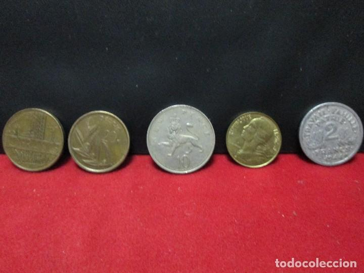 Monedas de España: 18 MONEDAS EUROPEAS - Foto 4 - 117419647