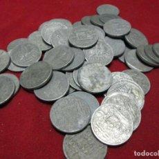 Monedas de España: 60 MONEDAS DE 10 CENTIMOS JINETE LANCERO CIRCULADAS A EXAMINAR. Lote 117893867
