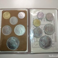 Monedas de España: ESTUCHE DOBLE MONEDAS CONMEMORATIVAS MUNDIAL DE FÚTBOL ESPAÑA 82. Lote 119093691