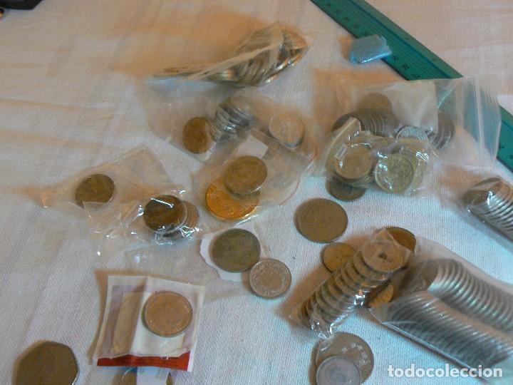 Monedas de España: gran lote de monedas 1430 GRAMOS NACIONALES E INTERNACIONALES coleccion GASTOS D ENVIO GRATIS LOTAZO - Foto 7 - 119900039