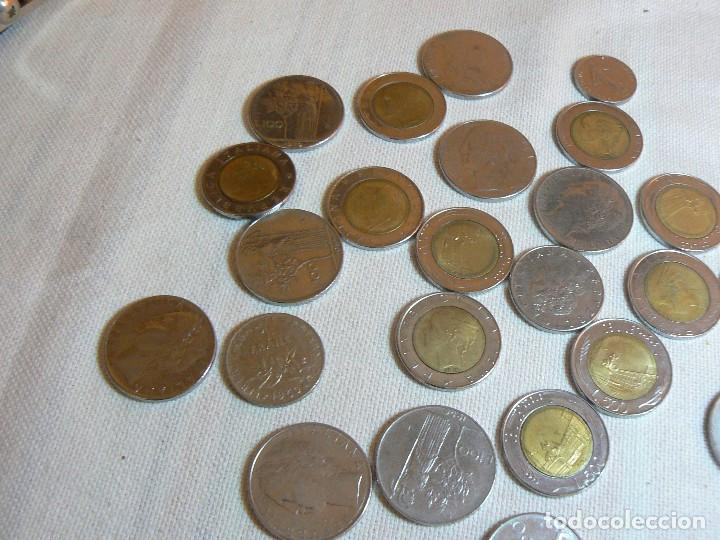 Monedas de España: lote de liras - Foto 3 - 119900547
