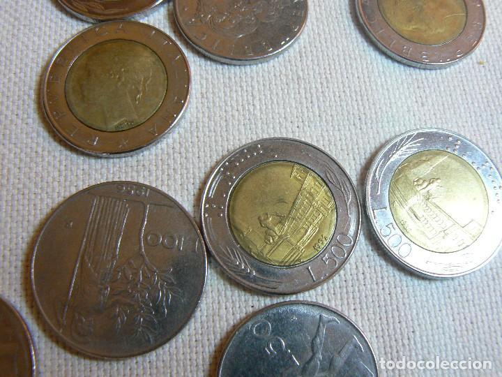Monedas de España: lote de liras - Foto 5 - 119900547