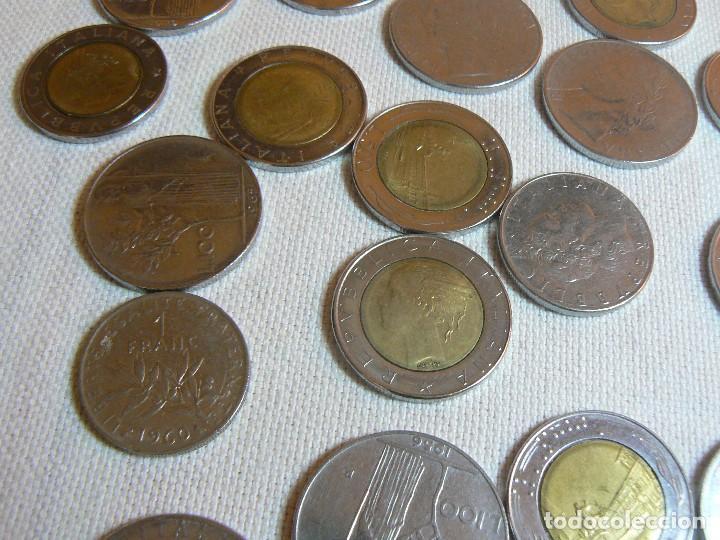 Monedas de España: lote de liras - Foto 6 - 119900547