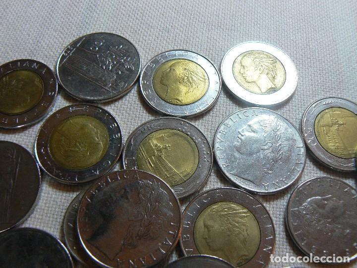 Monedas de España: lote de liras - Foto 7 - 119900547