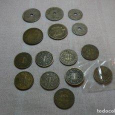 Monedas de España: LOTE DE MONEDAS DE FRANCO PESETAS RARAS DEL 1 MONEDAS DE 2,5 PESETAS ETC. Lote 119901431
