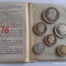 Monedas de España: CARTERA JUAN CARLOS I SC CARTERA 1976. Lote 152683801