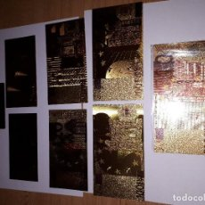 Monedas de España: LOTE BILLETES ORO EUROS 99,9% PURE GOLD 24K. Lote 121549239
