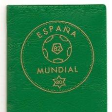 Monedas de España: SERIE NUMISMÁTICA 1980 - MUNDIAL 82. Lote 125195899