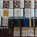 Monedas de España: LOTE CARTERAS ESPAÑA 1972 AL 2001 A.I. PESETAS. Lote 125965855