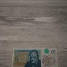 Monedas de España: 5 POUND NOTE AK47 SPECIAL. Lote 130805640