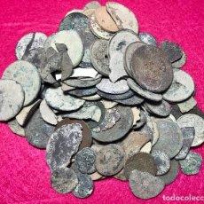Monedas de España: LOTE DE MÁS DE 100 MONEDAS PARA LIMPIAR Y CATALOGAR - 18. Lote 138072490
