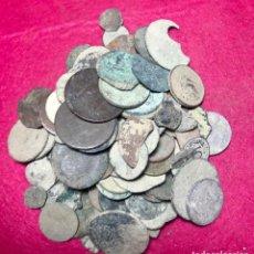 Monedas de España: LOTE DE MÁS DE 100 MONEDAS PARA LIMPIAR Y CATALOGAR - 23. Lote 138073206