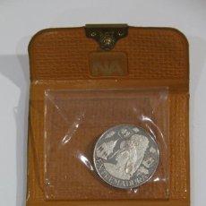 Monedas de España: MONEDA EXTREMADURA PLATA PURA. CON ESTUCHE Y CERTIFICADO. MUY RARA.. Lote 139428522